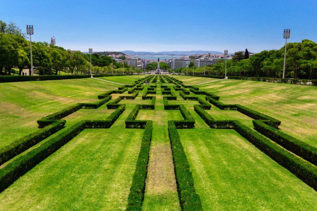 Parque Eduardo VII today