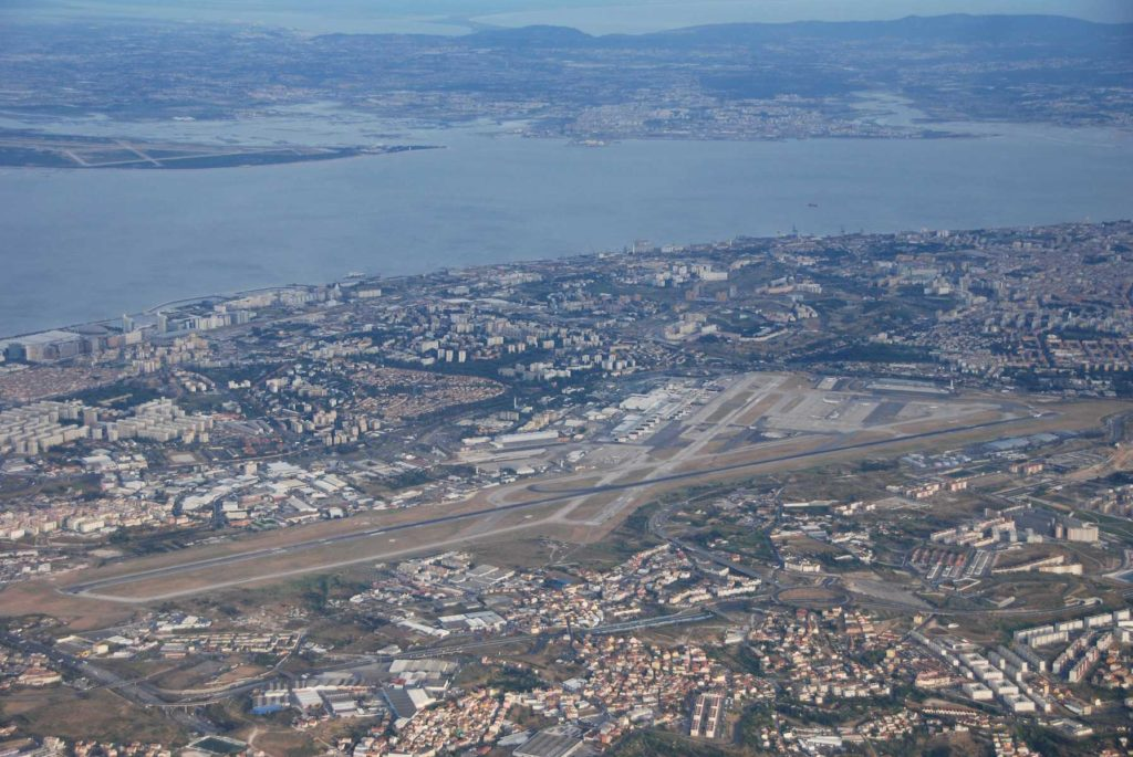 Lisbon airport 2020